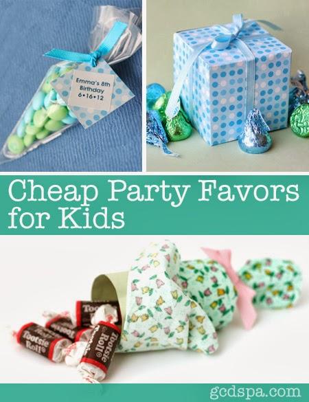 cheap party favors
