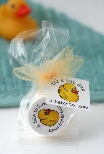 Rubber Ducky Baby Shower Ideas The Favor Stylist