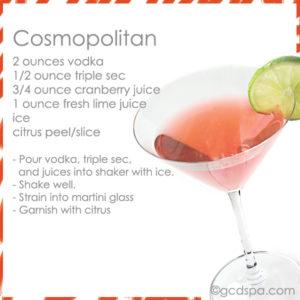 How Do You Make a Cosmopolitan?