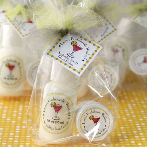Bachelorette Party Custom Favor Sets