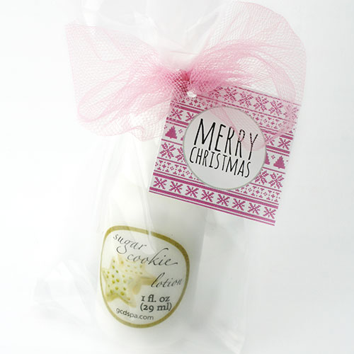 Holiday Party Favors - Lotions