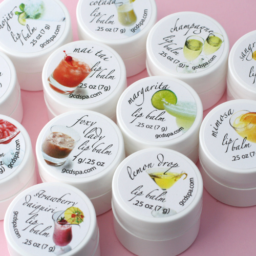 Standard Balm Party Favors
