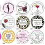Bachelorette Labels