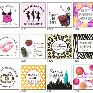 Bachelorette Tags
