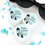 bridal shower lip balm custom labels