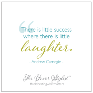 A Laughing Matter: Wedding Event Planning