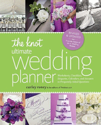5 Books For Happy Wedding Planning