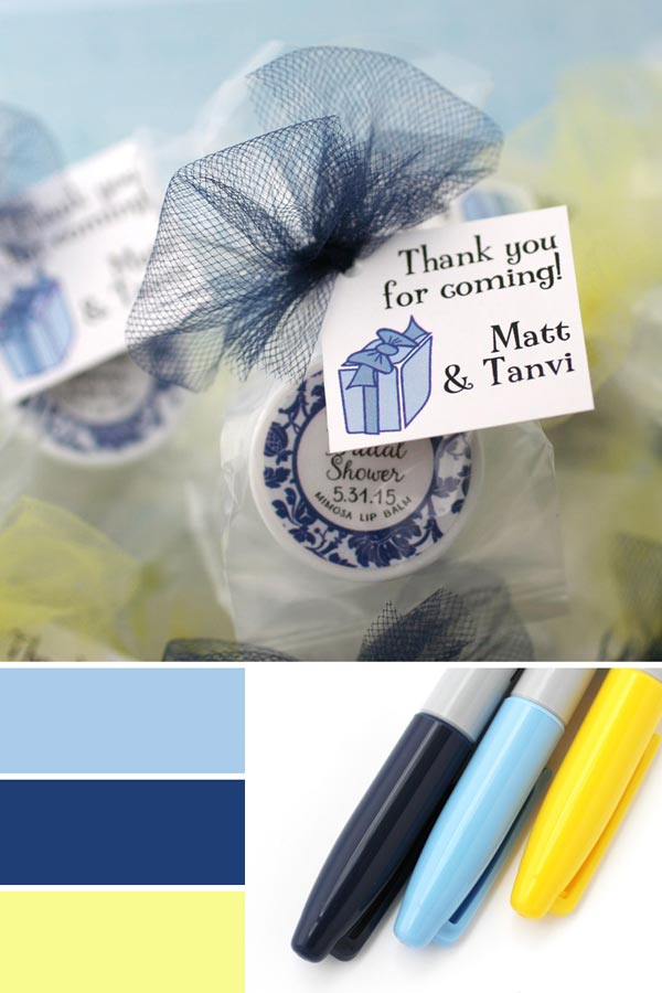 What color matches blue palette ideas from the favor - What color matches yellow ...