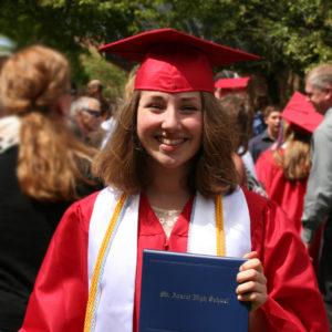 Celebrating the Graduate