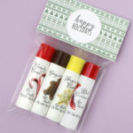 stocking stuffer lip balms