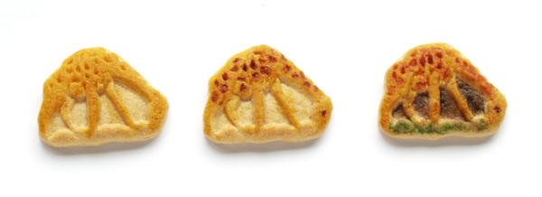 giraffe animal crackers