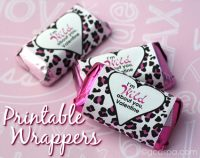 printable valentine wrappers