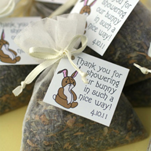 Baby Shower Party Favors   Lavender Sachets