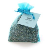 breakfast at tiffany's favors lavender sachets