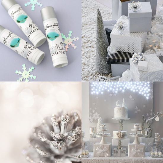winter wonderland party inspiration