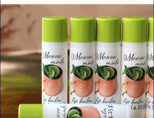 Moscow Mule Lip Balm | Flavor of the Month