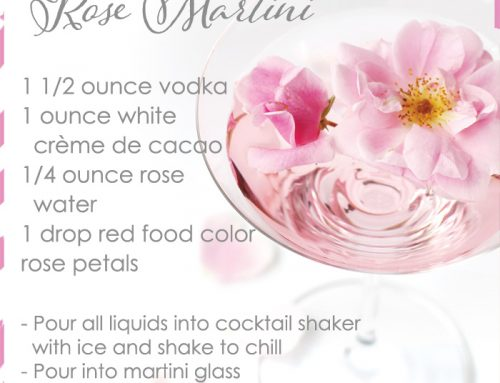 Rose Martini | Flavor of the Month