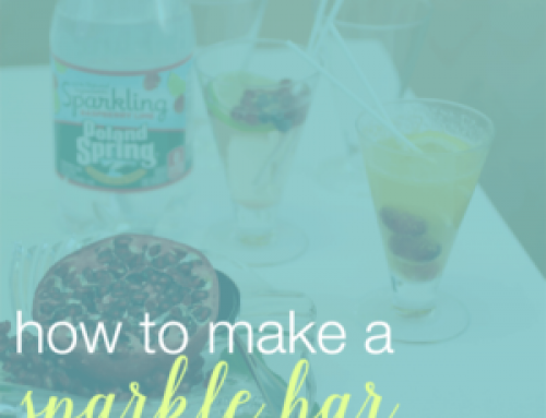 How to Make a Sparkle Bar