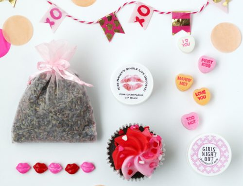 Fun Valentine's Day Ideas from the Dollar Spot