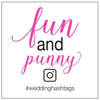 Wedding Hashtag Puns.Wedding Hashtags Archives The Favor Stylist
