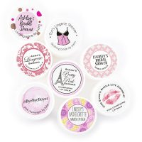 pretty in pink lingerie party favors
