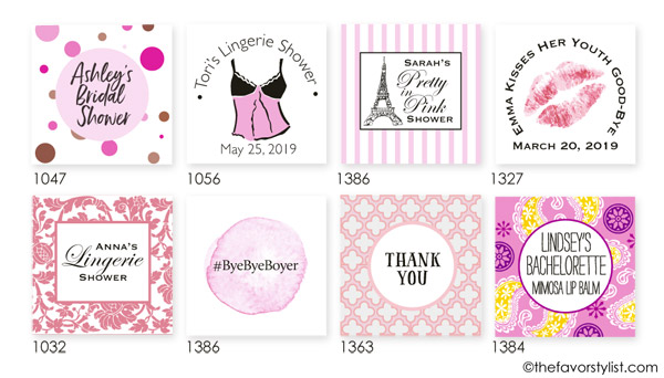 pretty in pink tags