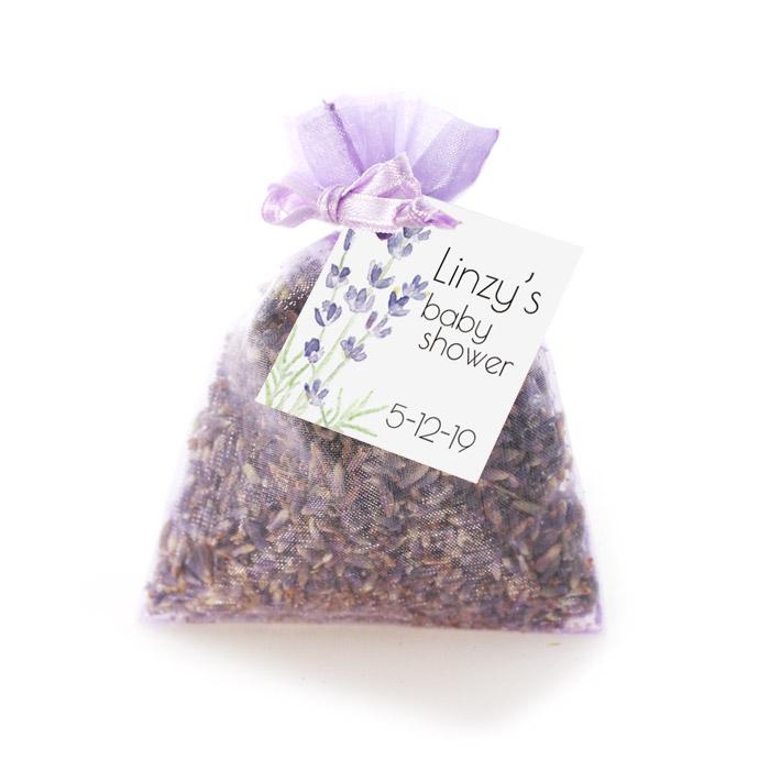 lavender toss favors