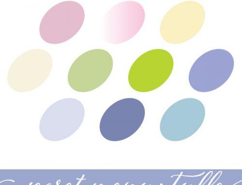 Secret Menu: Tulle Colors
