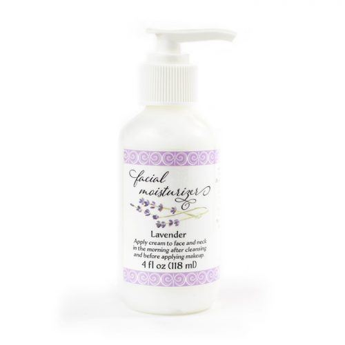 lavender facial moisturizer