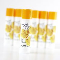 maple sugar lip balm