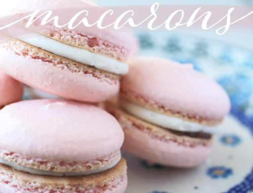 Macarons: Party Food Fun