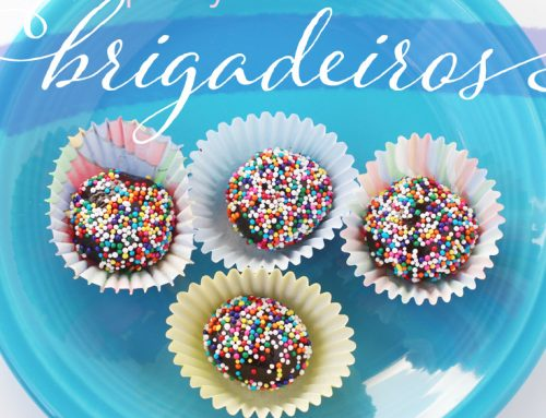 Brigadeiros: Party Food Fun