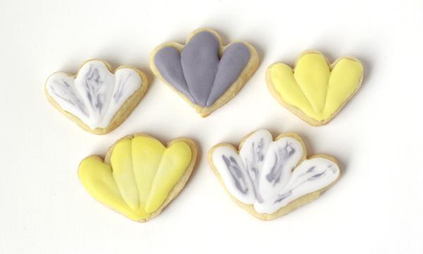crocus cookies