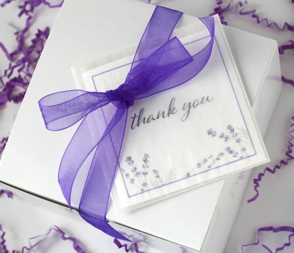 lavender moisturizers gift set